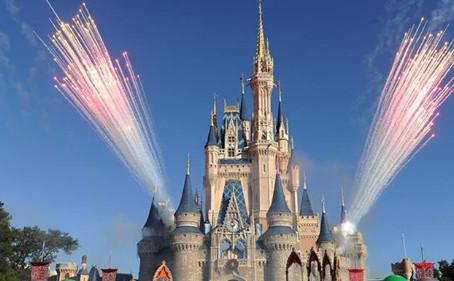 Aerial Photos Of Closed Disney World Show An Empty Magic Kingdom