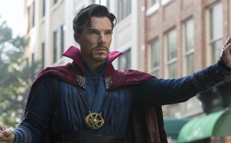 Sam Raimi Confirms He's Directing 'Doctor Strange in the Multiverse of Madness'