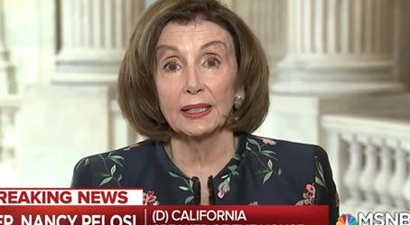 Nancy Pelosi declares she's launching a committee to supervise Trump's coronavirus response