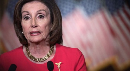 Nancy Pelosi famously downplayed the coronavirus threat in San Francisco's Chinatown.