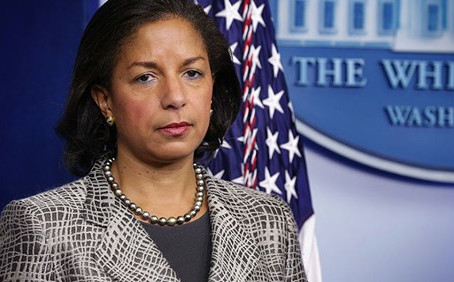 Susan Rice blames President Trump for American coronavirus deaths