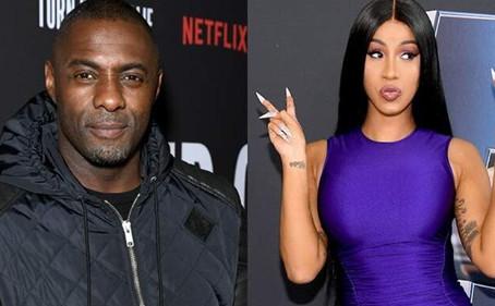 Idris Elba Blasts Cardi B's Conspiracy Theory On Celebs Having Coronavirus