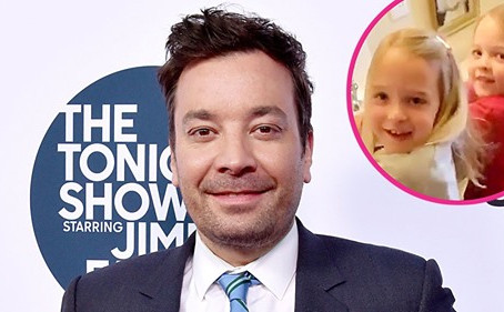 Jimmy Fallon's Daughters Winnie and Frances Are His New 'Tonight Show' Band Amid Coronavirus Spread