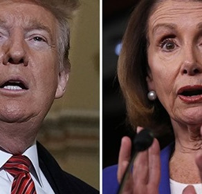 Donald Trump: Nancy Pelosi 'Weak and Pathetic Puppet' for the Radical Left