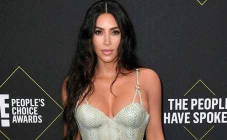 Kim Kardashian Says She Doesn't Always Have Time To Shower Amid Quarantine