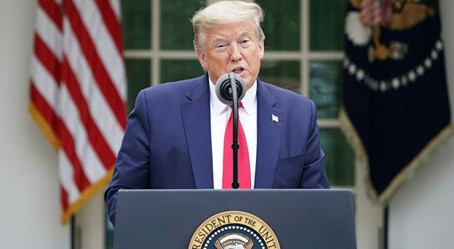 President Trump orders all funding to WHO to be halted immediately over coronavirus scandal