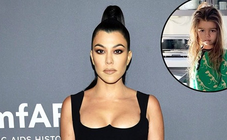 Kourtney Kardashian Snaps at Fan Criticizing 5-Year-Old Son Reign's Long Hair: It's 'Gorgeous'