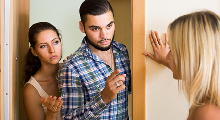 Annoyed Man Finds Ingenious Way To Get Neighbor To Turn Down Loud Music