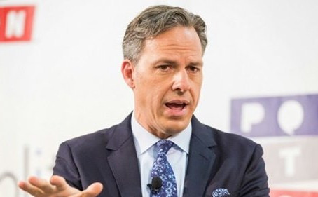CNN's Jake Tapper Retweets 'Newsworthy' Claim that Trump Is 'Insane'