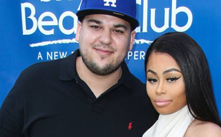 Rob Kardashian Accuses Blac Chyna of Pointing a Gun at Him During Altercation