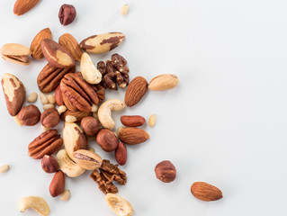 Nuts increase sperm motility in 18-35 year old males