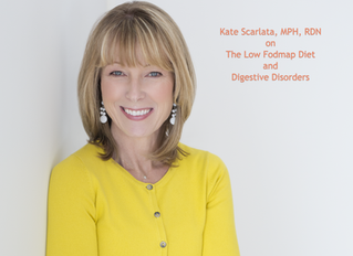 Kate Scarlata MPH, RD on The One Thing Podcast