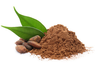 Maca root for libido and Cocoa as a prebiotic.