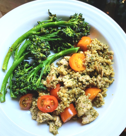 Guest Post: Discovering Freekeh