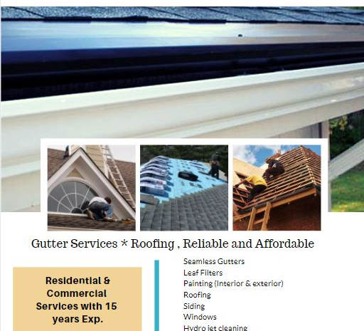 Gutter-Roofing-Siding & More
