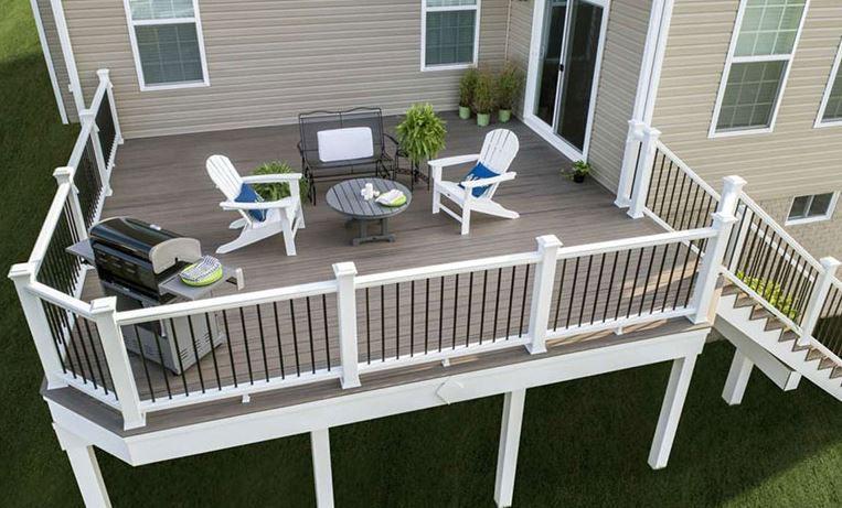 Decks - Composite & Wood