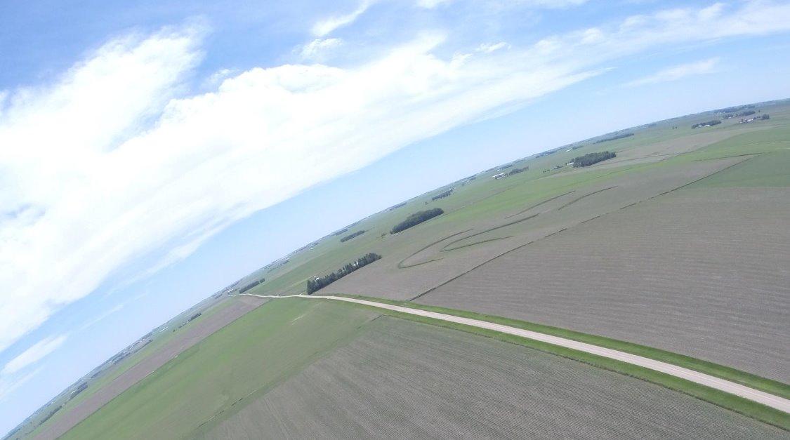 AgAIR Aerial View