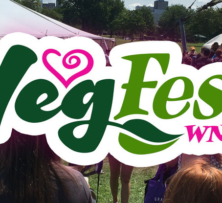 Join Us at WNY VegFest - August 4th, 2019 from 11am-5pm