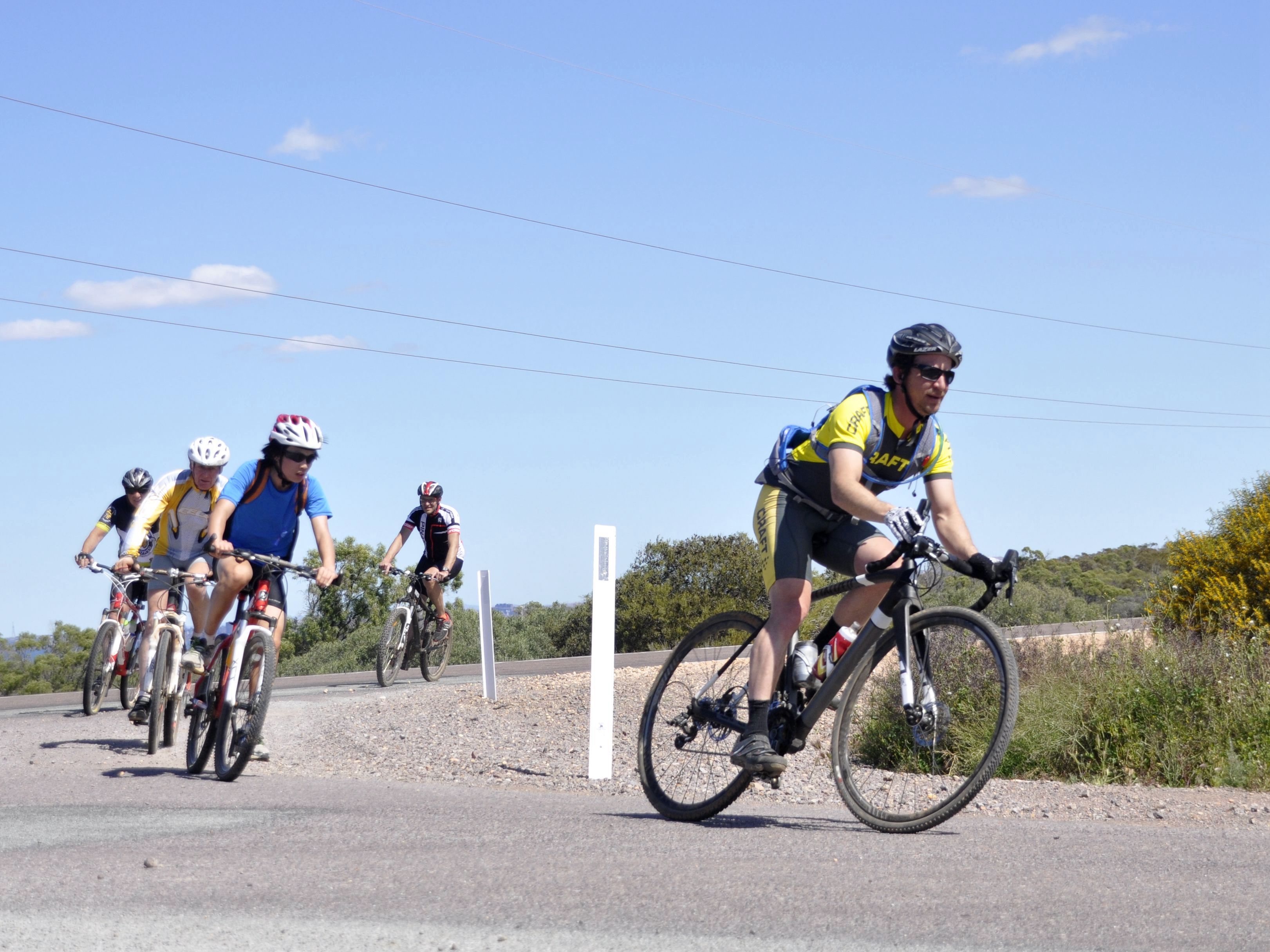 Mountain Bike Challenge 2015