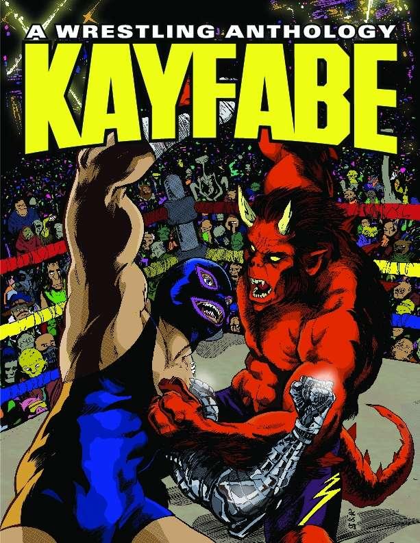 Kayfabe Anthology vol 1