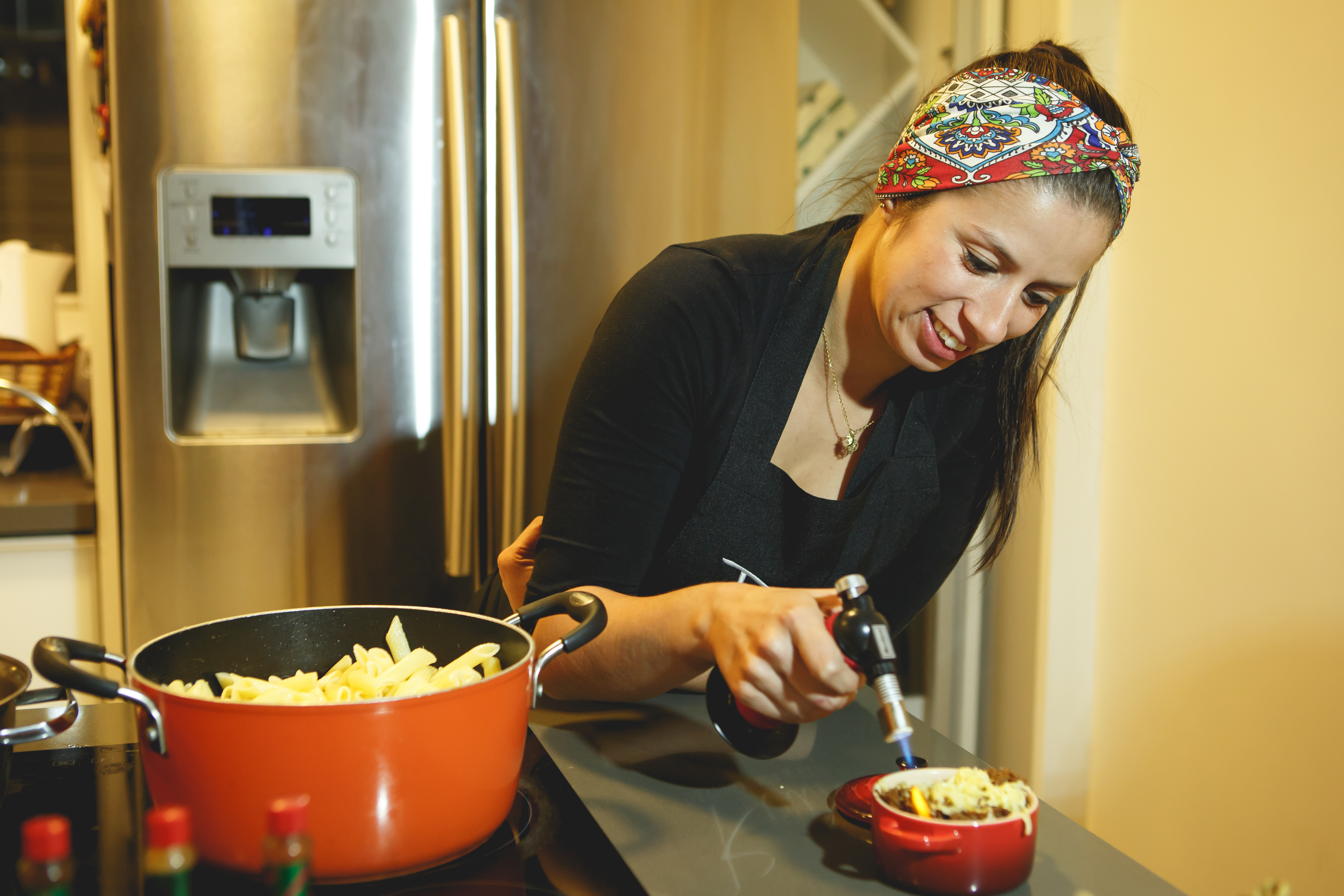 A Chef Natália Gesswein