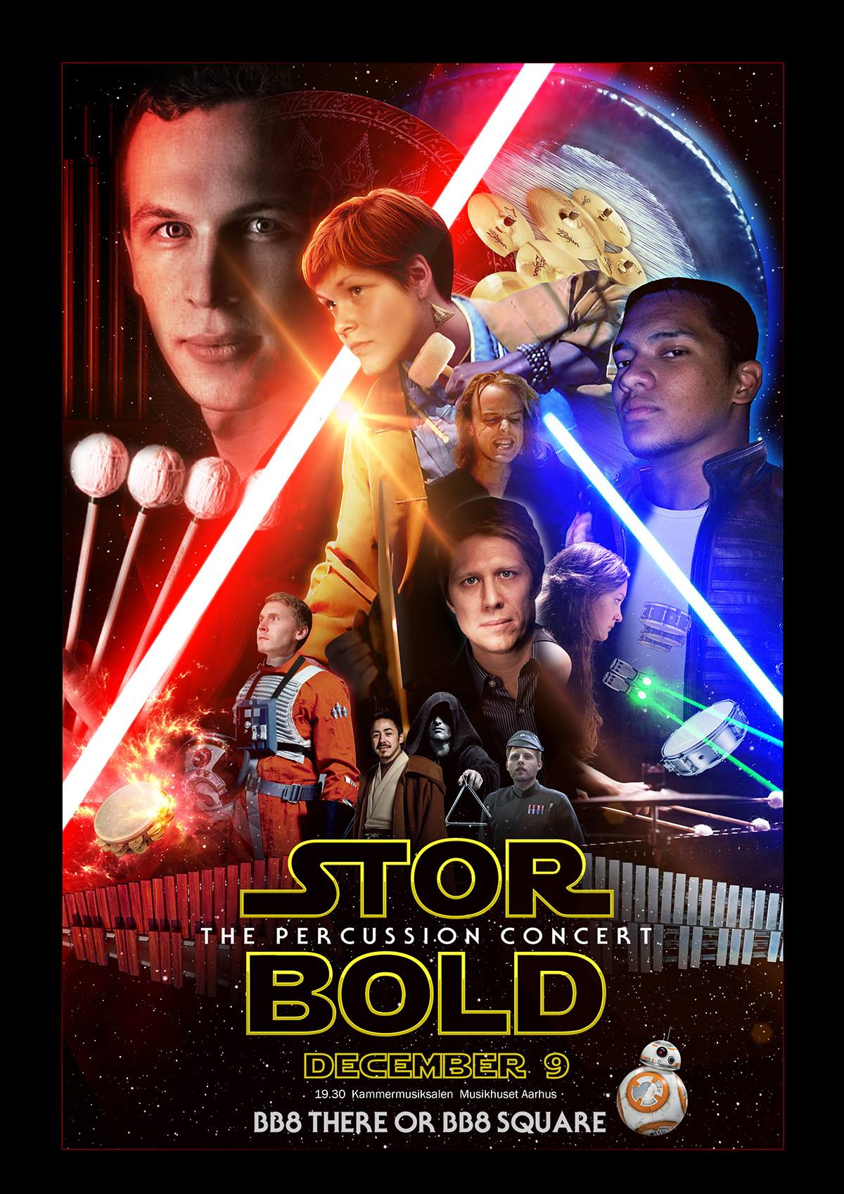 "Poster for ""Stor Bold"""