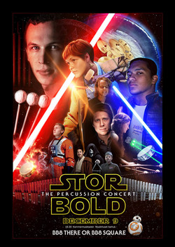 """Poster for """"Stor Bold"""""""
