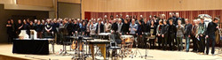 RAMA Percussion organizes festivals and gatherings