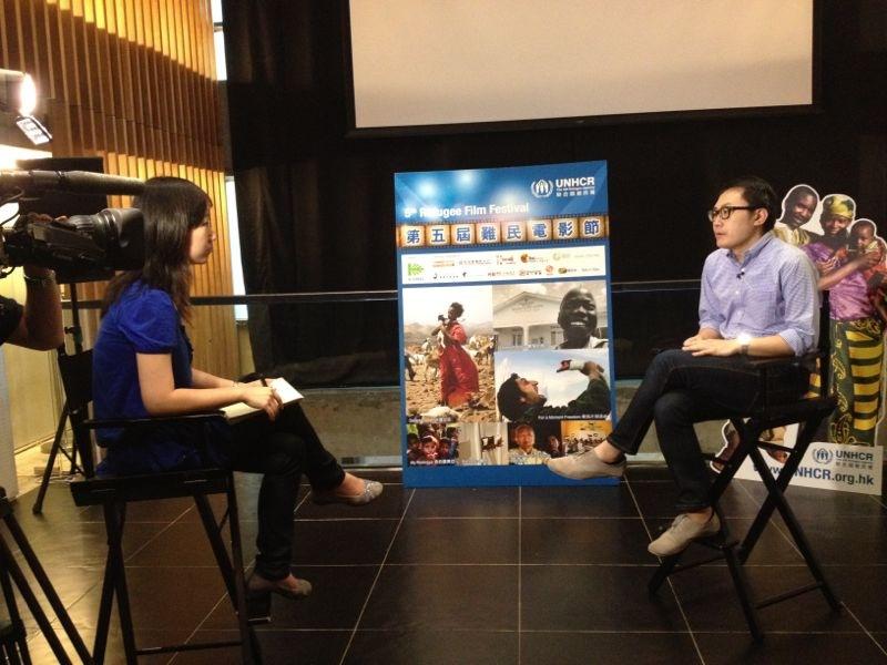 香港鳳凰衛視. Phoenix TV HK.