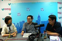 新城電台. Metro Radio HK.