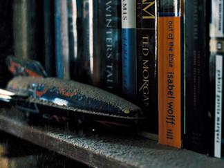 《星際》書櫃的秘密