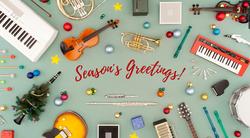"""Season's Greetings"" of Yamaha"