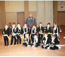 The Learning Tree School martial arts