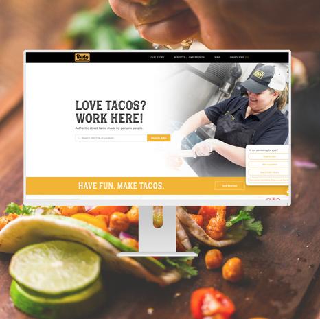 Rusty Taco Career Website