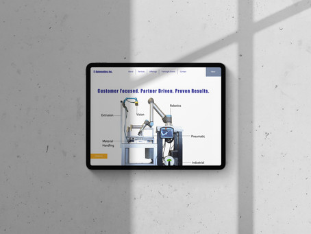 New Website Launch: automationinc.com