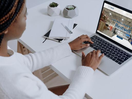 Website Launch - Restwell Mattress Company
