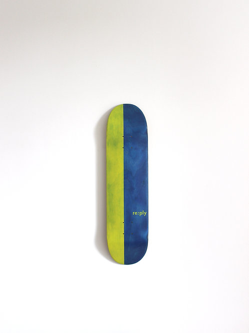 ONE-OFF: Yellow & Blue (Popsicle, 8)