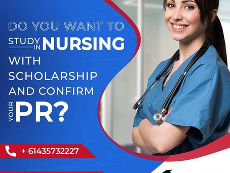 Easy PR Pathway With Nursing Course.