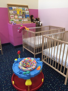 Welcome to the Nursery...