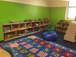 Bright and Inviting Classrooms...