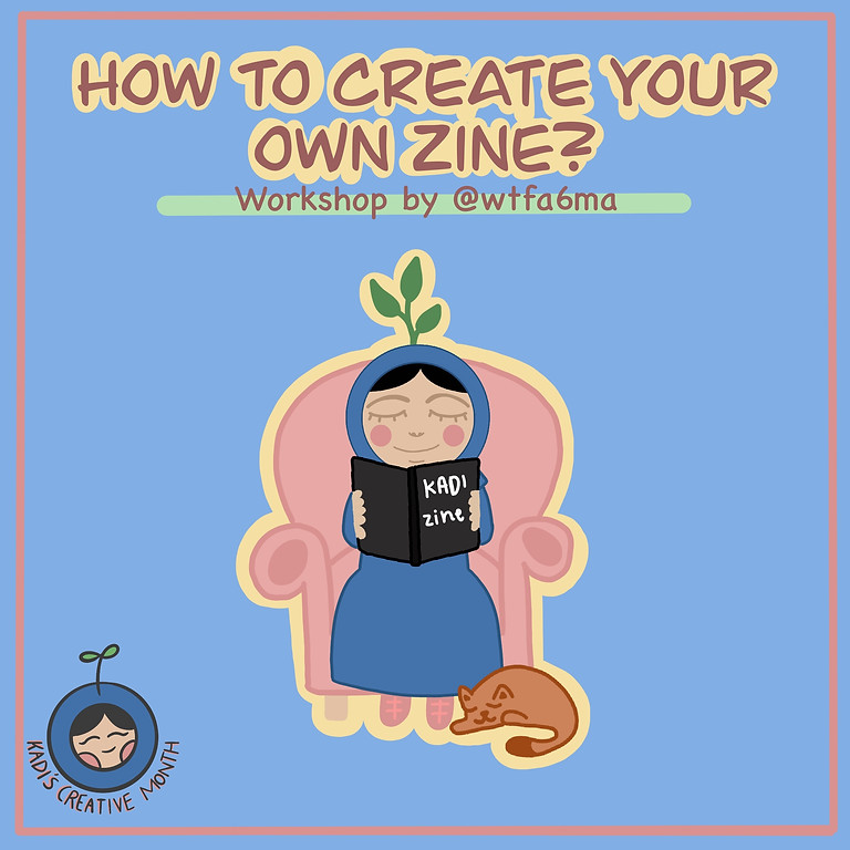 How To Create Your Own Zine Workshop