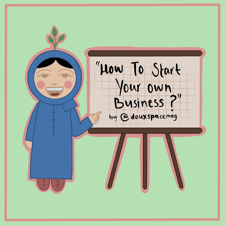 How to start your own business workshop