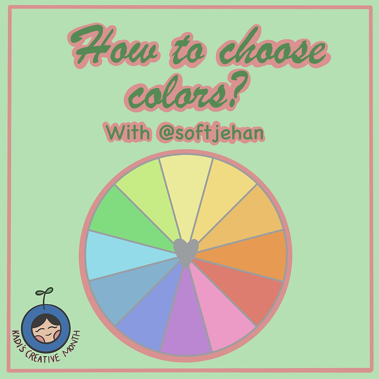 How To Choose Colors Workshop