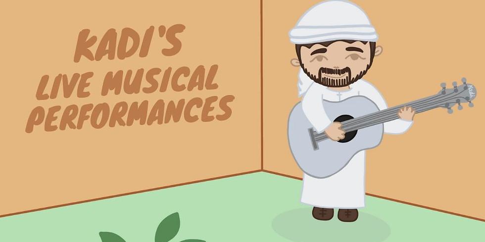 Kadi's Live Musical Performance