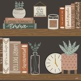 Cozy Shelf Scene