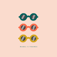 Mabel's Frames Stacked