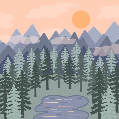 Wilderness Dreamscape