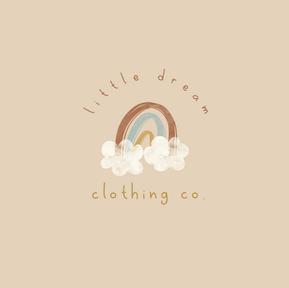 Little Dream Clothing Co Logo