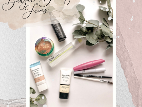 Budget Beauty Faves