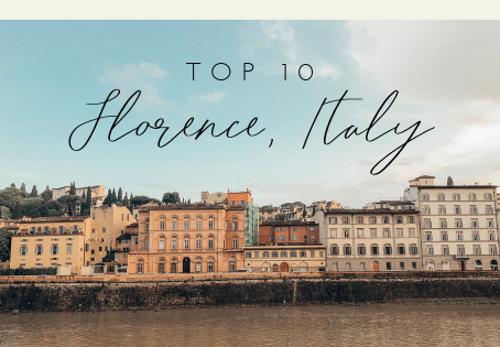 Top 10: Florence